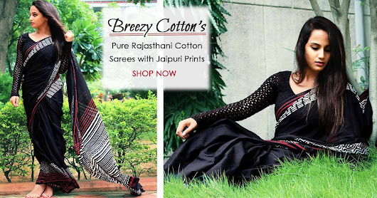 Cotton Sarees and Salwar Kameez Online