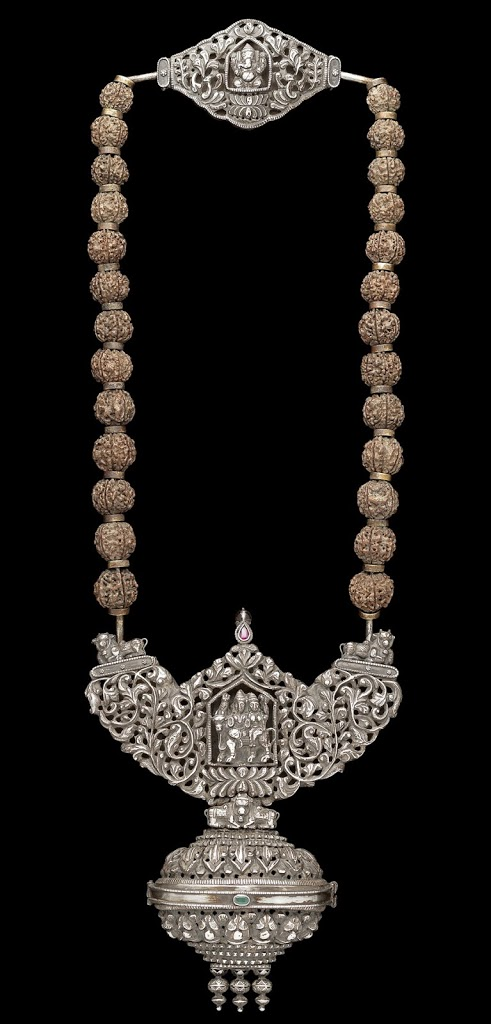 Hindu temple jewelry, 18th century