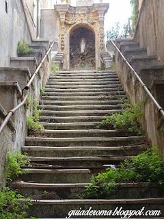 bairro monti tour portugues zingari - O bairro Monti em Roma