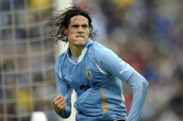 Gol Cavani Romania Uruguay 1-1 sintesi highlights