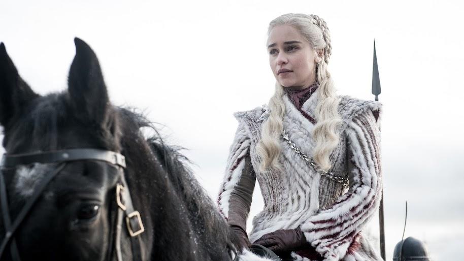 Daenerys Targaryen Game Of Thrones 4k Wallpaper 82
