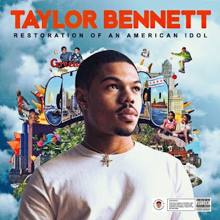 Taylor Bennett - Restoration Of An American Idol - Album Download, Itunes Cover, Official Cover, Album CD Cover Art, Tracklist