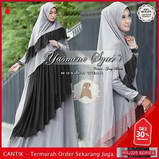 Jual RRJ225D192 Dress Muslim Syari Wanita Set Yasmine Ik BMGShop