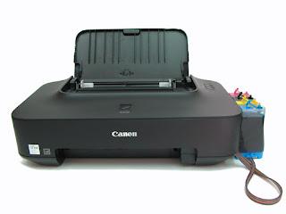 Mengenal Kode Error Canon IP2770