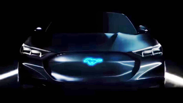 Next Gen 2020 Ford Mustang Hybrid Teased in Official Video Ad