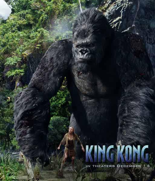 HD Wallpapers: King Kong Movie Wallpapers