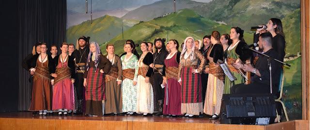 Χόρεψαν και τραγούδησαν στην τελευταία εκδήλωση της χρονιάς στους Αργοναύτες - Κομνηνούς