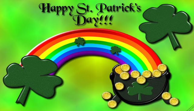 Image result for st patrick's day 2018