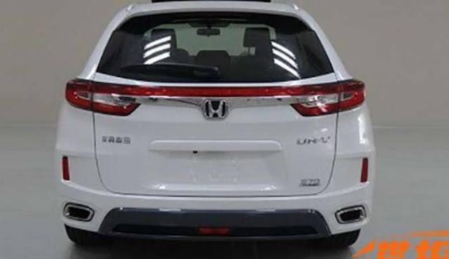 Honda UR-V Indonesia
