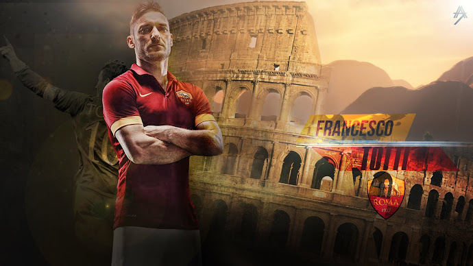 Wallpaper: Francesco Totti