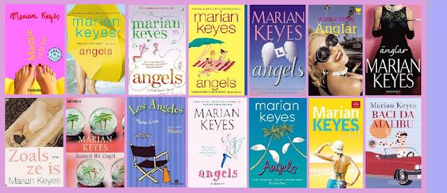 portadas de la novela chick lit Maggie ve la luz, de Marian Keyes