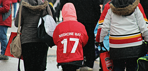 Hometown Hockey Medicine Hat Alberta
