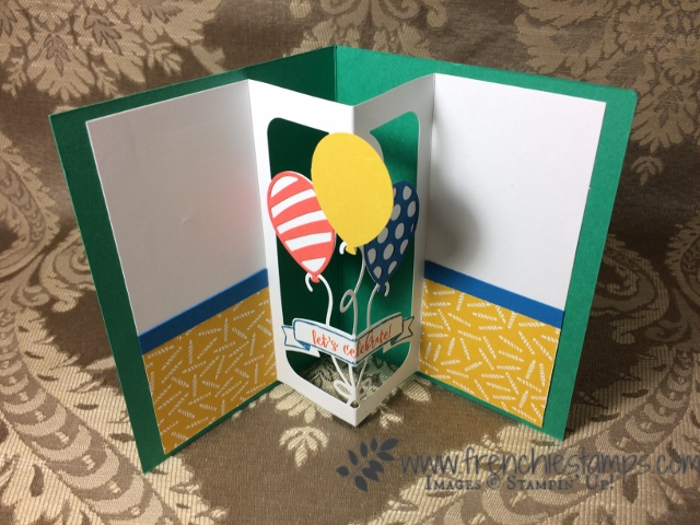 Balloon Adventures, Stampin'Up!