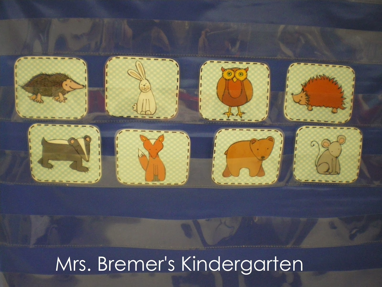 The Mitten book study companion activities for Kindergarten and First Grade