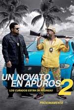 Un Novato en Apuros 2 (2016) DVDRip Latino