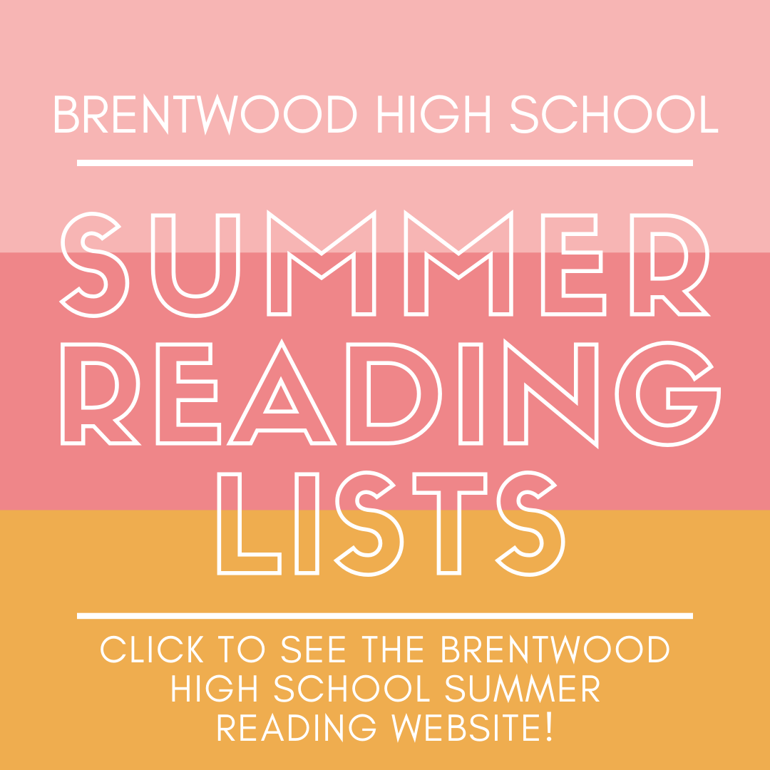 BHS Summer Reading Website