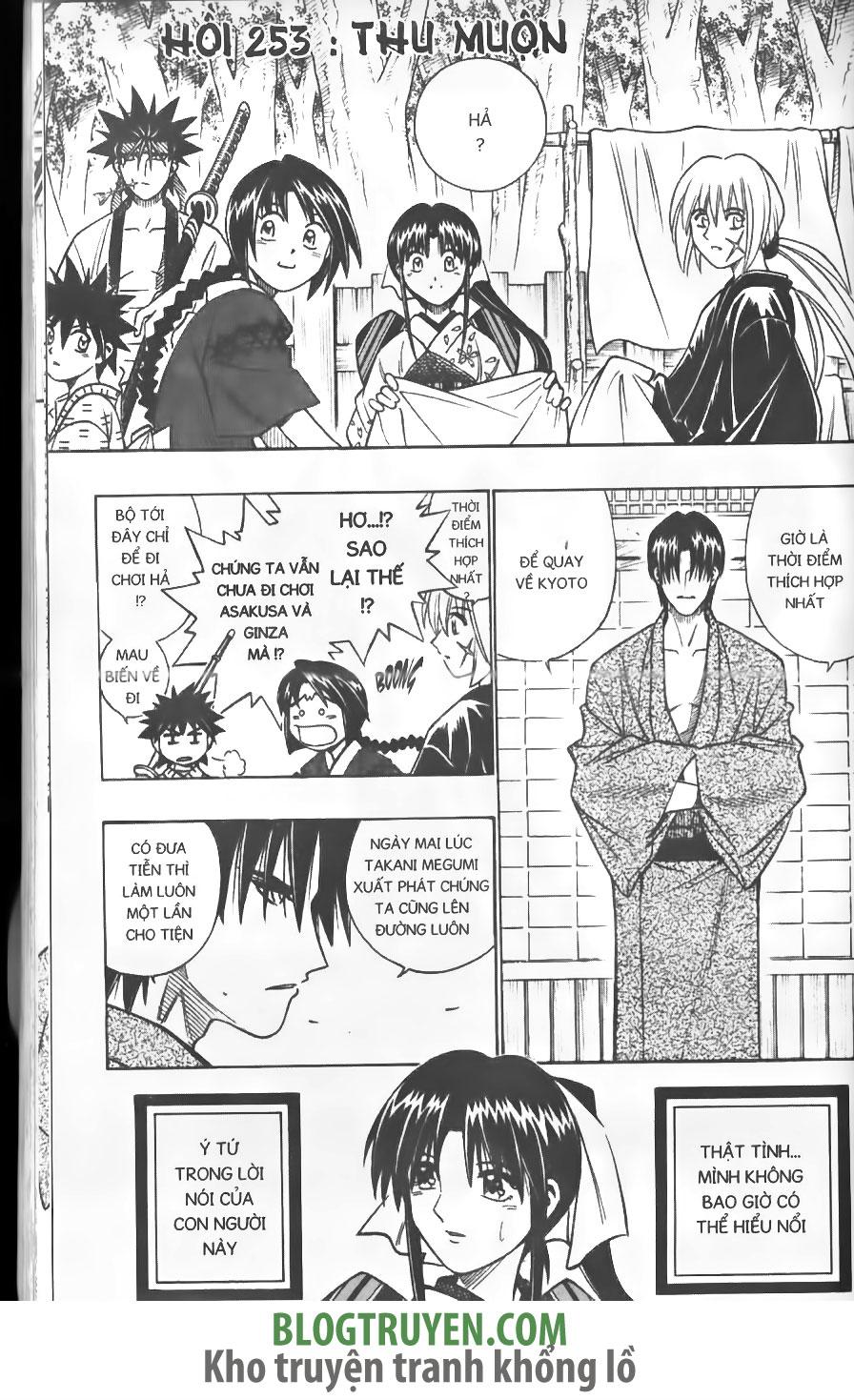 Rurouni Kenshin chap 253 trang 3