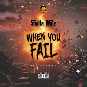 Download Audio | Shatta Wale - When you Fail