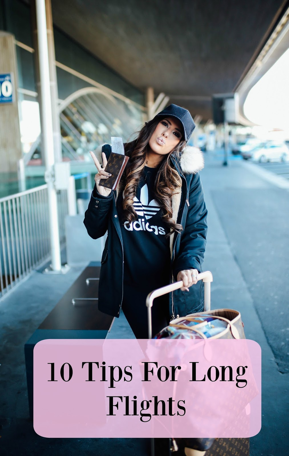 What I Wore Traveling Home From Paris 10 Tips For Long