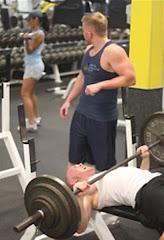 smešna slika: kada u fitnes klubu vidite pogrešnu osobu
