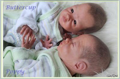 Buttercup - Poppy - Bonnie Brown - Gaby Doboczky-Emsenhuber