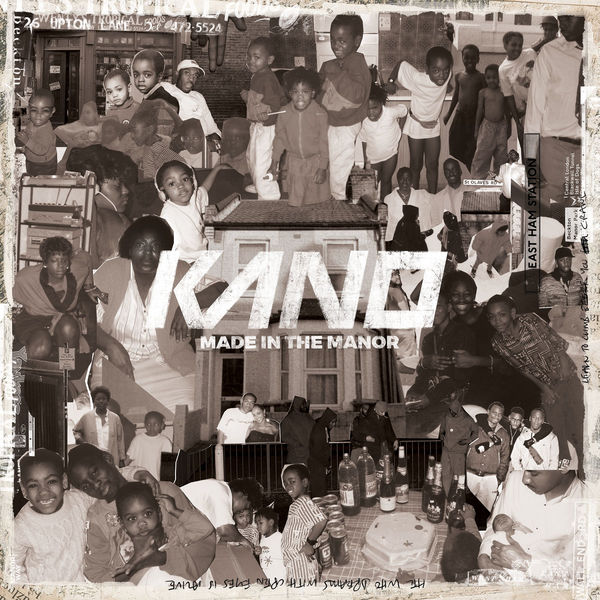 Kano - Made in the Manor Cover