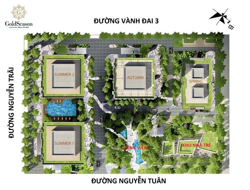 Bán Chung Cư 47 Nguyễn Tuân