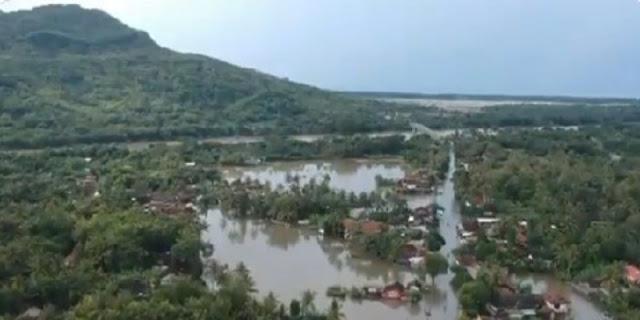 Musibah Longsor dan Banjir di Bantul, #PrayForBantul Mendadak Trending