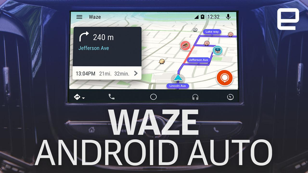 activar waze y android auto en r link v1. Black Bedroom Furniture Sets. Home Design Ideas