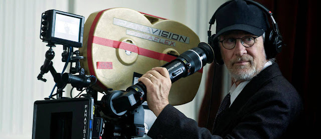 Steven Spielberg, réalisateur de Ready Player One