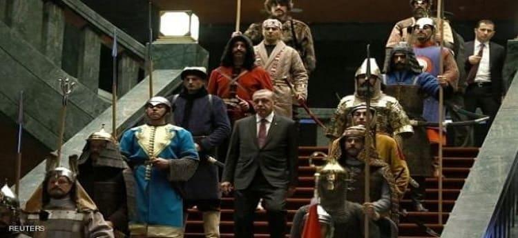 اردوغان المجنون بالعظمة يتهم اللجنة الاوليمبية بالتآمر على تركيا