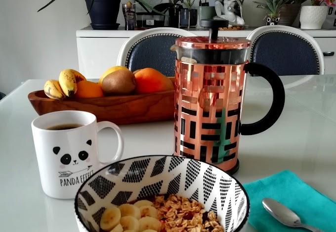 Café en vrac: Avis sur la cafetière à piston Bodum