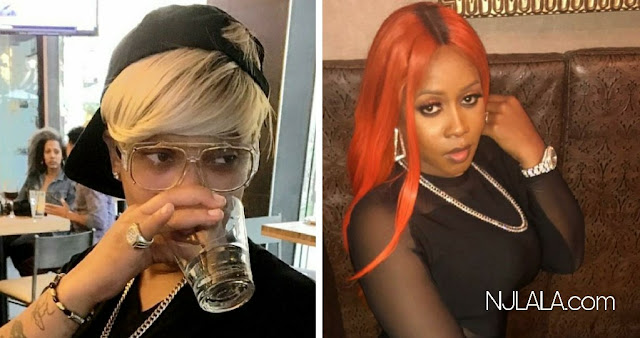 Lady Luck squashes her beef with Remy Ma
