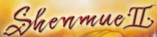 Shenmue II logo (Xbox)