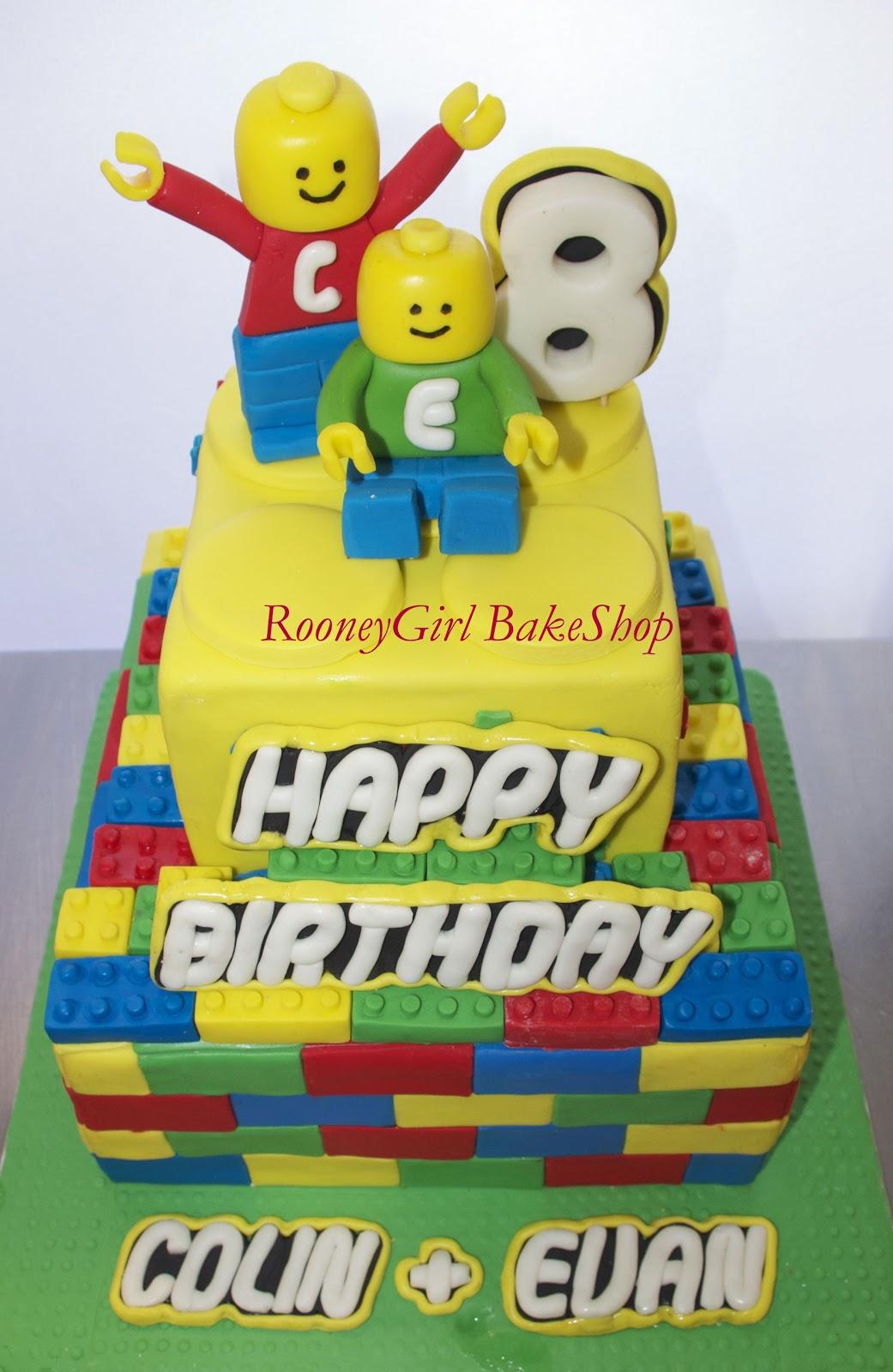 Rooneygirl Cupcakes Starting From Scratch Lego Birthday