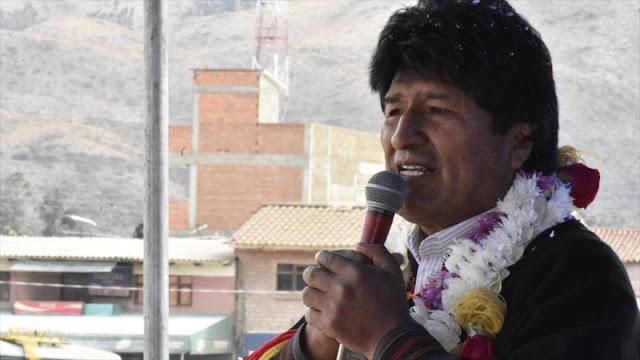Evo Morales urge un psiquiatra para jefe de la OEA