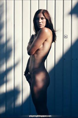 Hope Solo Nude Photoshoot ESPN Magazine Body Issue