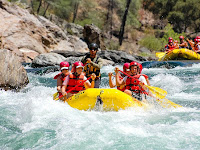 Whitewater River Rafting Journey