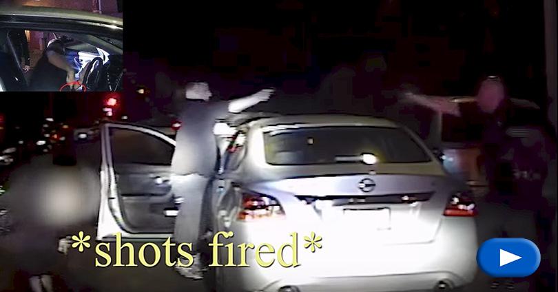 Ύποπτος που Πυροβολεί Αστυνομικό Πέφτει Νεκρός
