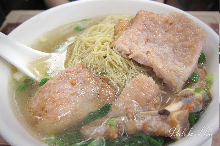 【澳門美食】黃枝記粥麵。紅到舌尖上的中國的竹昇打麵