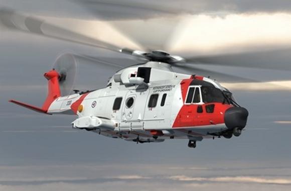 Helikopter AW101 SAR