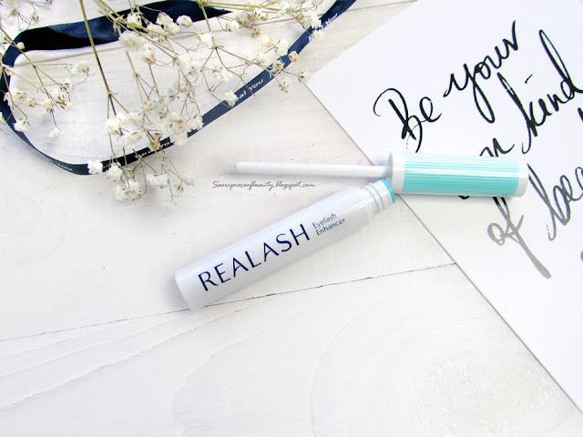 Кондиционер для ресниц Realash / блог A piece of beauty