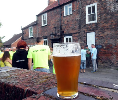 Picture: A sad moment in May 2018 - the last night of the Nelthorpe Arms pub in Brigg before it closed to be turned over to purely residential use. See Nigel Fisher's Brigg Blog