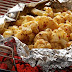 Italian Grilled Cauliflower Packet