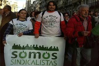 La lucha de SOMOS sindicalistas en las empresas y contra la casta sindical