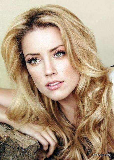 Model Warna Rambut Blonde cewek kekinian