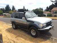off road 1992 toyota land cruiser fj80 for sale 4x4 cars. Black Bedroom Furniture Sets. Home Design Ideas