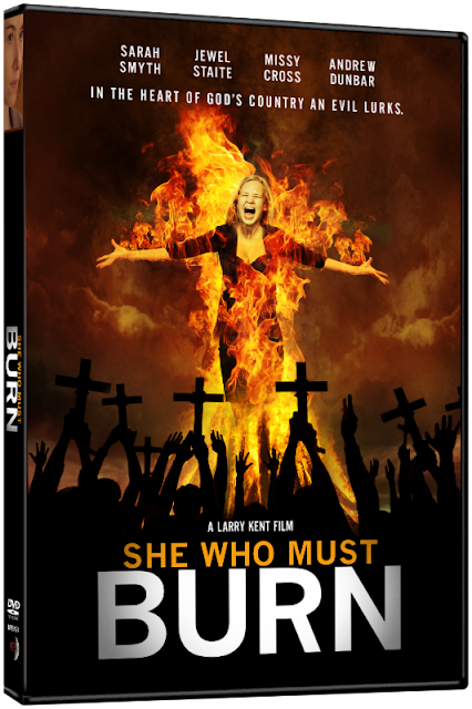 she who must burn poster