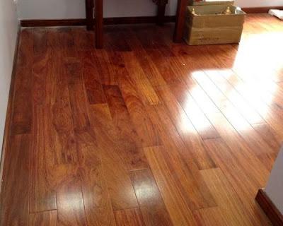 Sàn gỗ tự nhiên giáng hương đang phải cạnh tranh như thế nào?