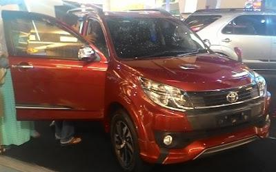 Harga Mobil Toyota New Rush